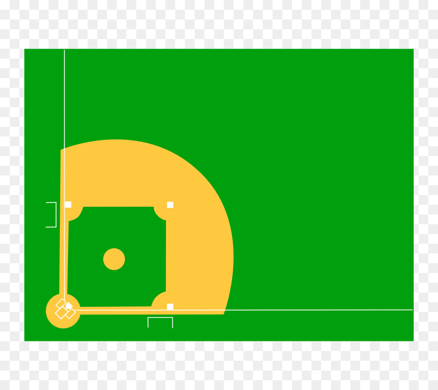 Baseball Field Baseball Park Clip Art Baseball Diamond Diagram Png