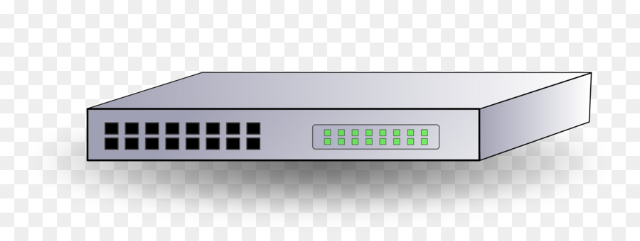 Network Switch Symbol Scalable Vector Graphics Router Clip Art