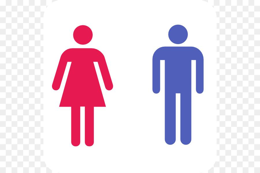 Bathroom Unisex Public Toilet Clip Art Bathroom Signs Png Download - Public bathroom signs