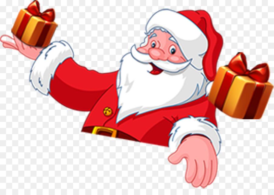 Santa Claus De Navidad Clip Art