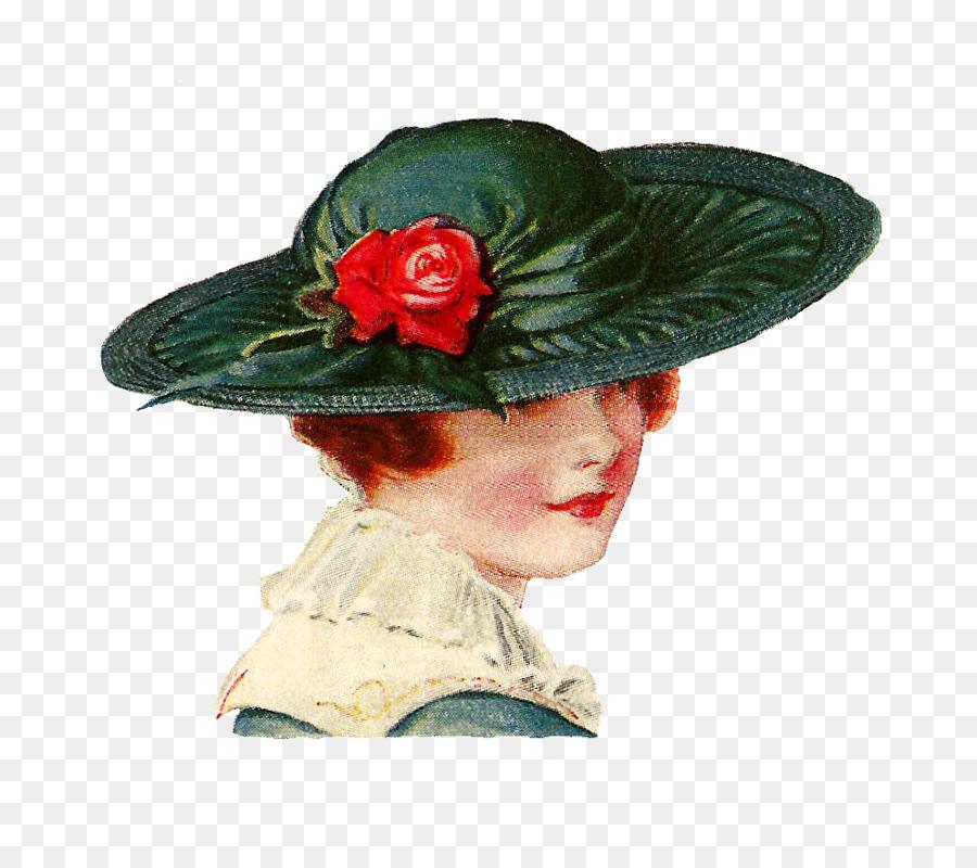 1940s Hat Vintage clothing Antique Clip art - Womens Hats Cliparts png  download - 994 870 - Free Transparent Hat png Download. 91f7c9895eb