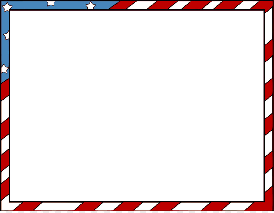 Flag Of The United States Clip Art Border Cliparts Png Rh Kisspng Com Free