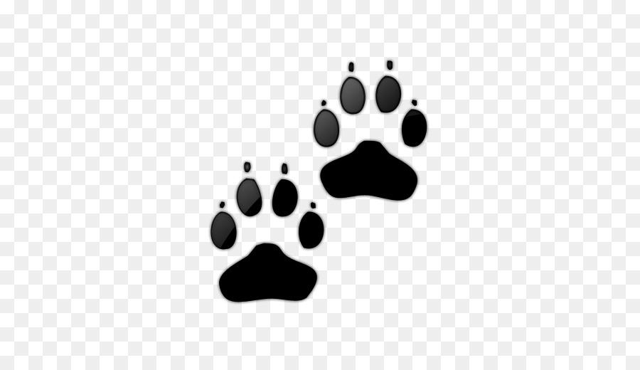 dog red panda giant panda bear paw dog print png download 512