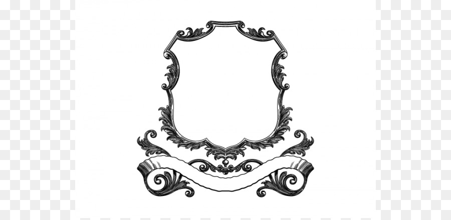 Picture Frames Web banner Retro style Clip art - Scroll Banner png ...