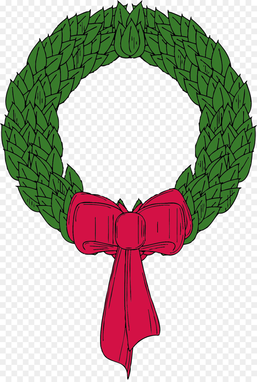 wreath christmas garland clip art elegant christmas clipart png rh kisspng com advent wreath clip art free advent wreath clipart black and white