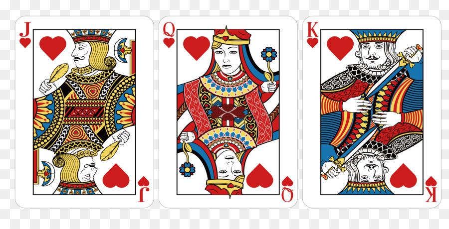 Playing Card Joker Suit Card Game King Vector Playing