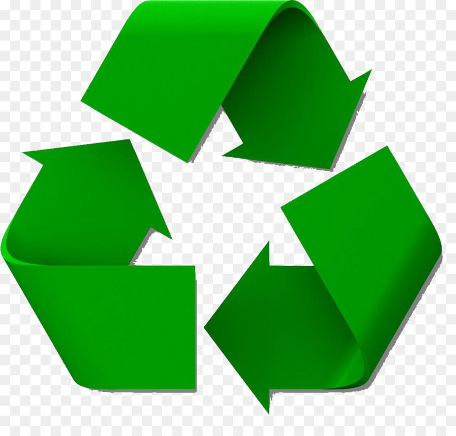 Paper Recycling Symbol Clip Art Go Green Png Download 11211055