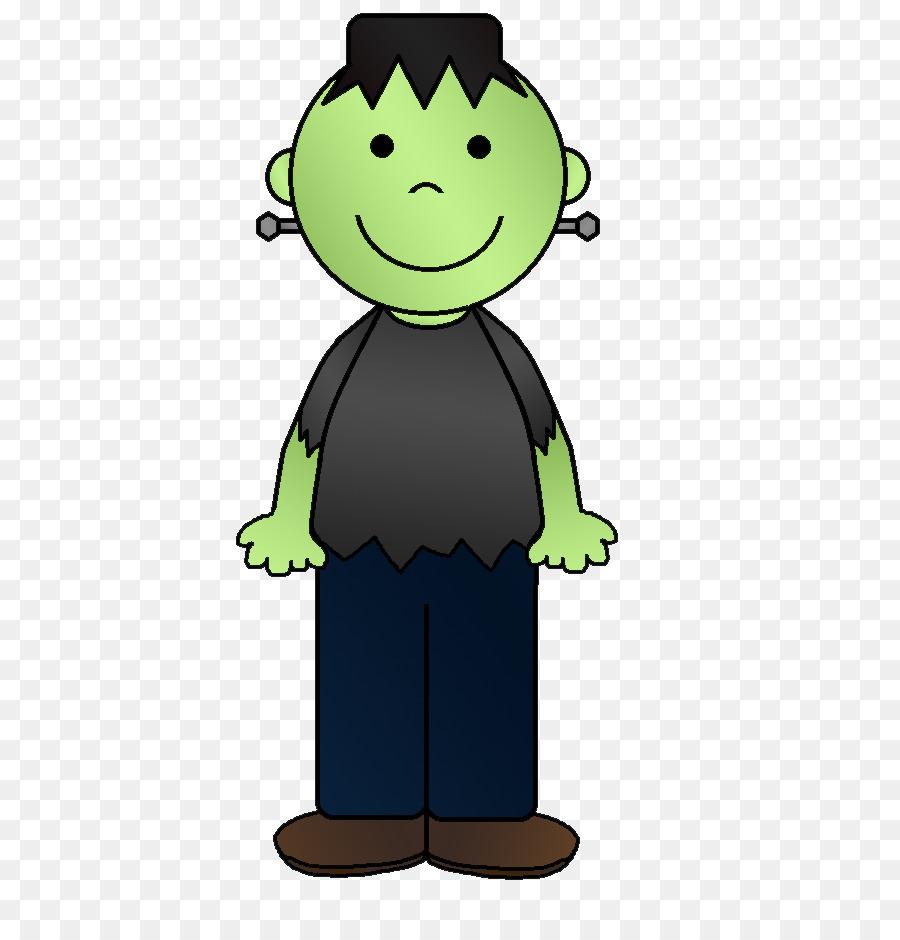 Frankenstein\'s monster Victor Frankenstein Halloween cake Clip art ...