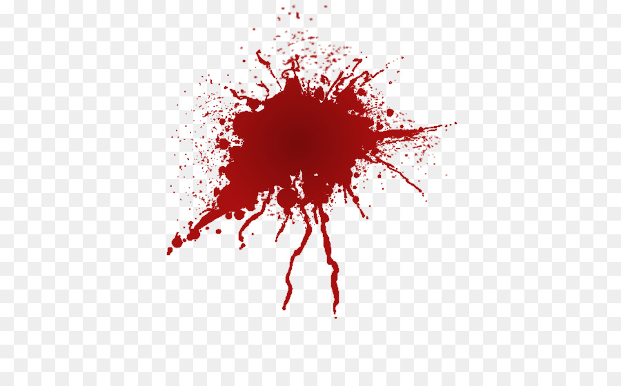 bloodstain pattern analysis clip art blood splatter png png download 525 549 free Clear Background Blood Splatters blood splatter clip art with gray background