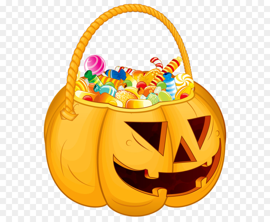 Trick Or Treat Candy Clipart Candy pumpkin Candy co...