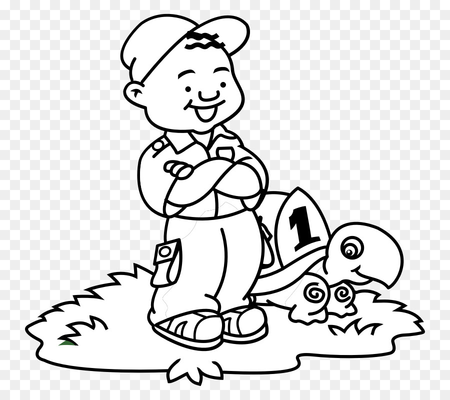 Buku Mewarnai Anak Anak Keluarga Ilustrasi Kura Kura Gambar Kartun