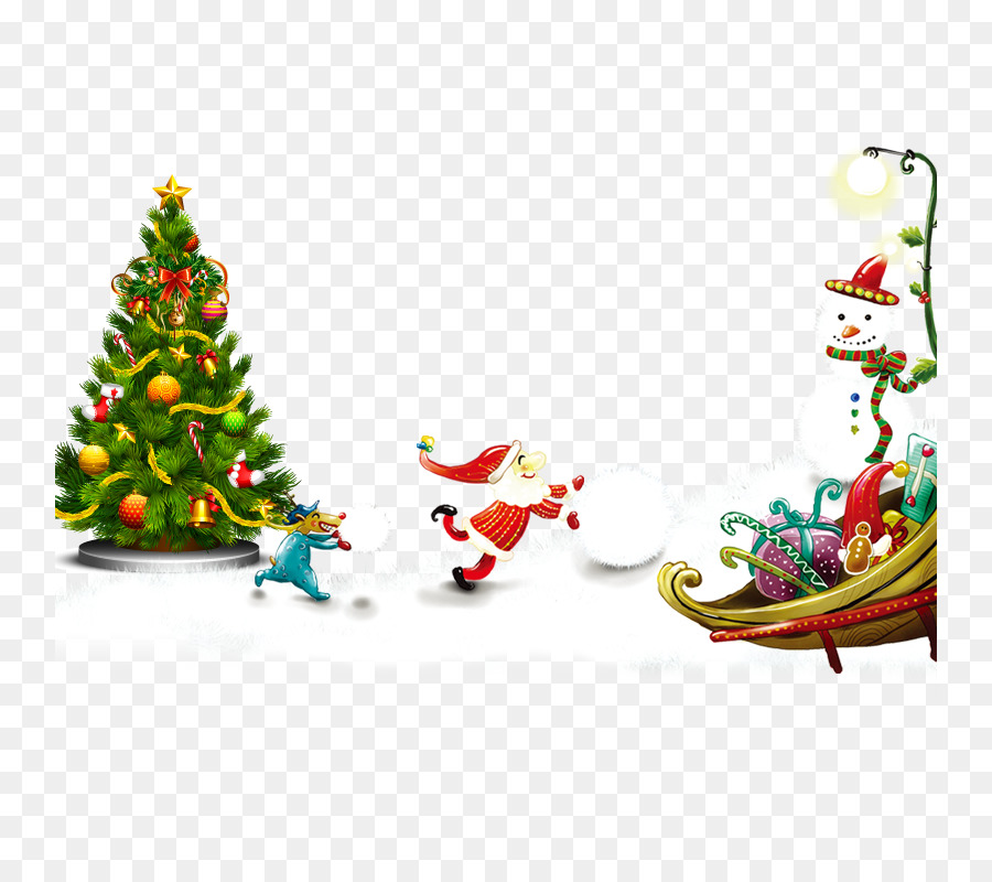 rudolph santa claus reindeer christmas desktop wallpaper christmas tree pattern