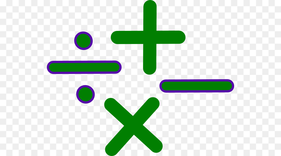 Mathematics Operation Mathematical Notation Sign Clip Art Maths