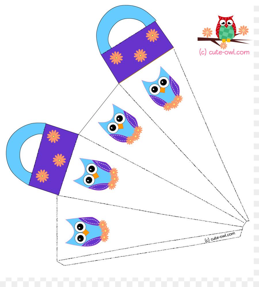 Owl Coloring book Party favor Clip art - Cute Baby Owl Coloring ...