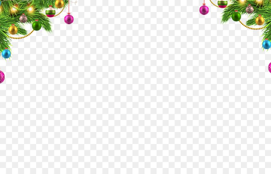 Santa Claus Borders and Frames Christmas ornament Clip art ...