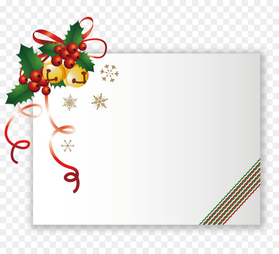 Christmas card Greeting & Note Cards - Christmas Cards png download ...