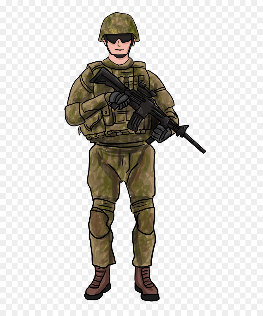 Soldier Fusilier png download - 600*1069 - Free Transparent Soldier