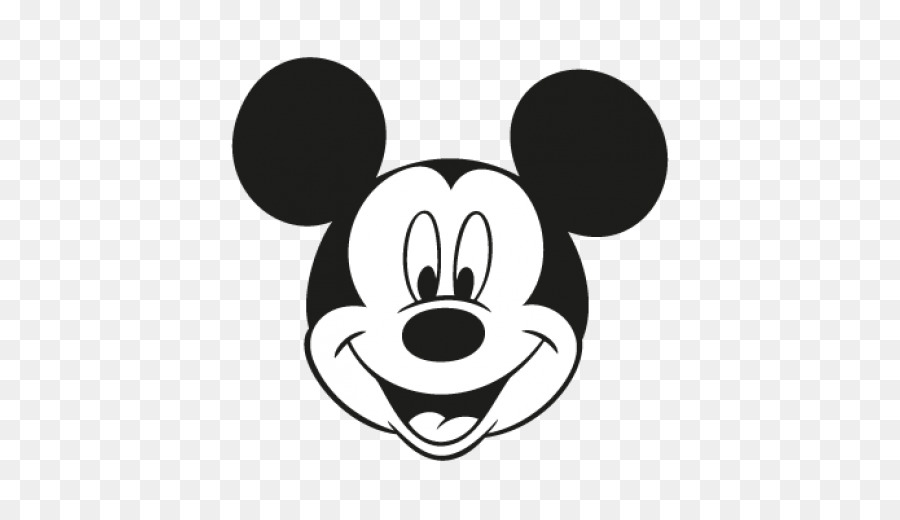 Mickey Mouse Minnie Mouse Yüz Küçük Resim Mickey Mouse Kafası