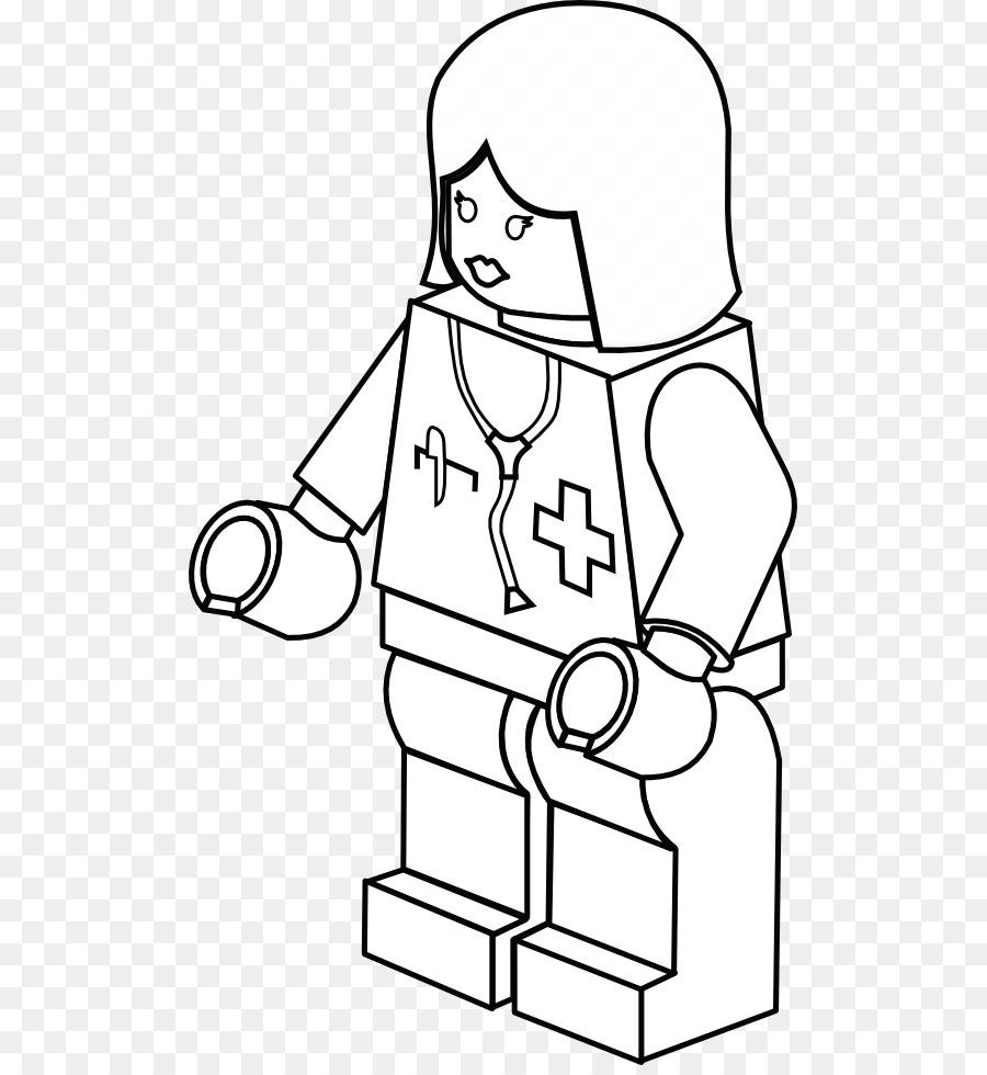 Libro para colorear de Bomberos de LEGO Hijo de Bomberos - imagen de ...
