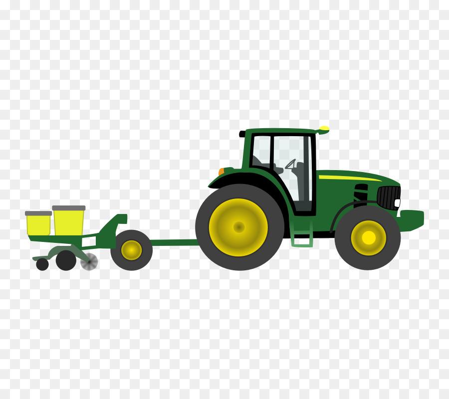 john deere tractor agriculture farm clip art farm equipment rh kisspng com  farm tractor clipart free
