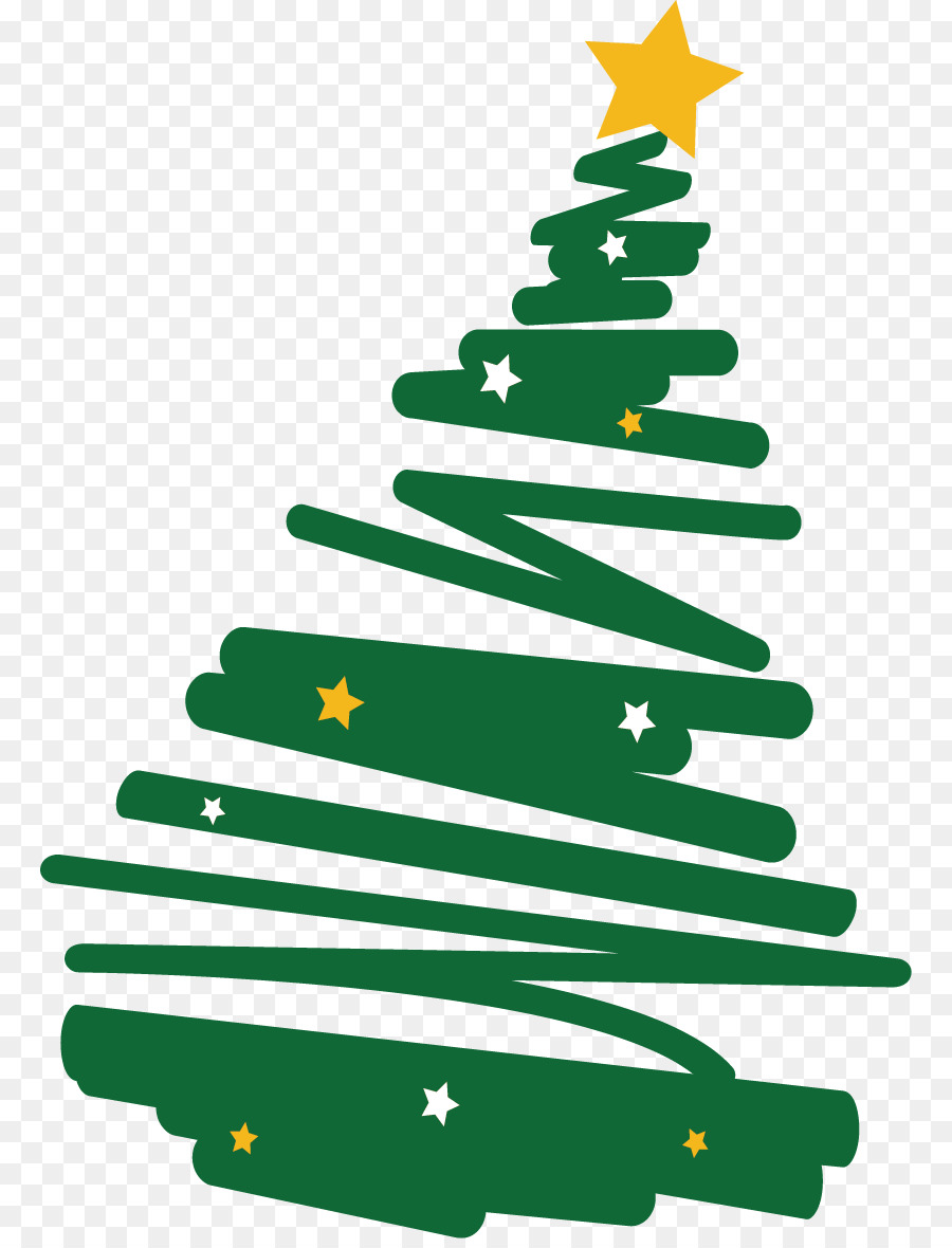christmas tree clip art christmas tree vector material