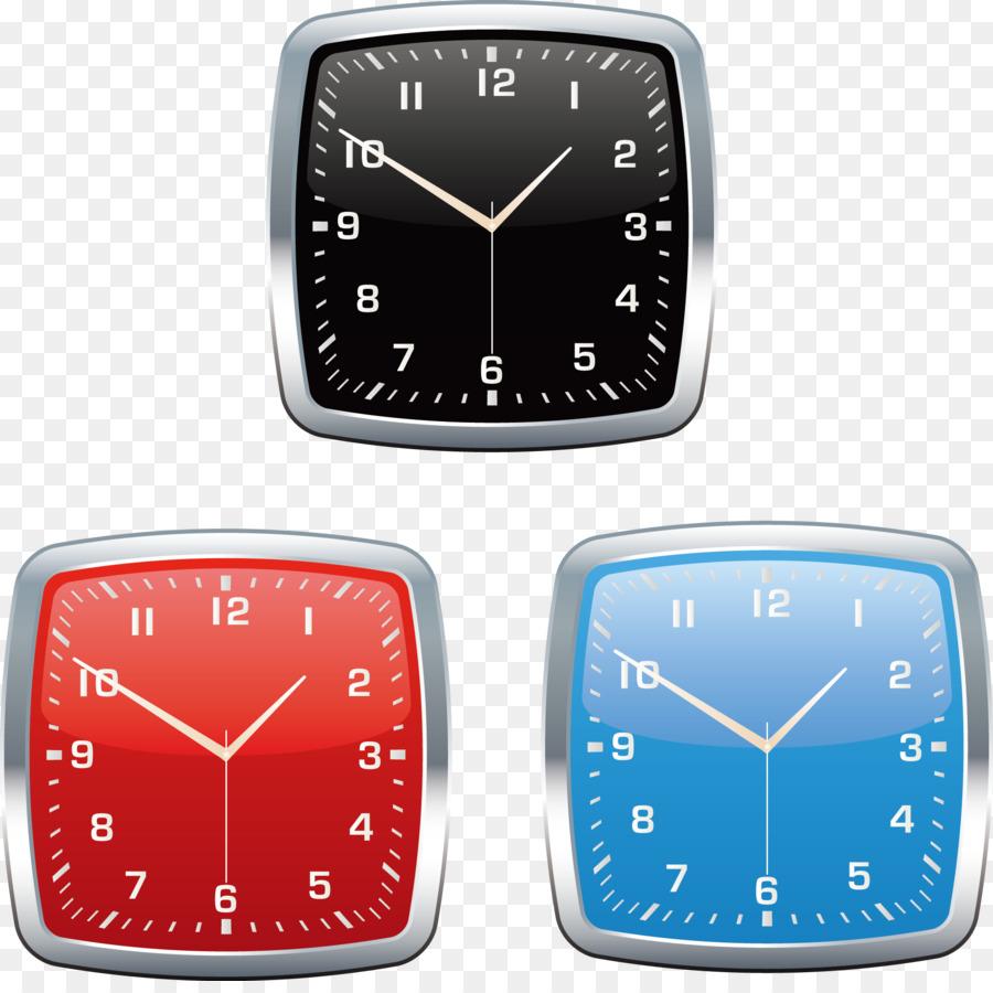 free digital clock widget for desktop