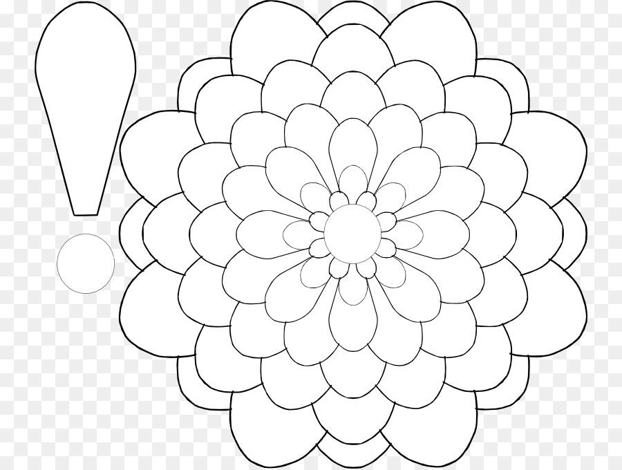 Floral design paper flower petal pattern flower petals template floral design paper flower petal pattern flower petals template mightylinksfo
