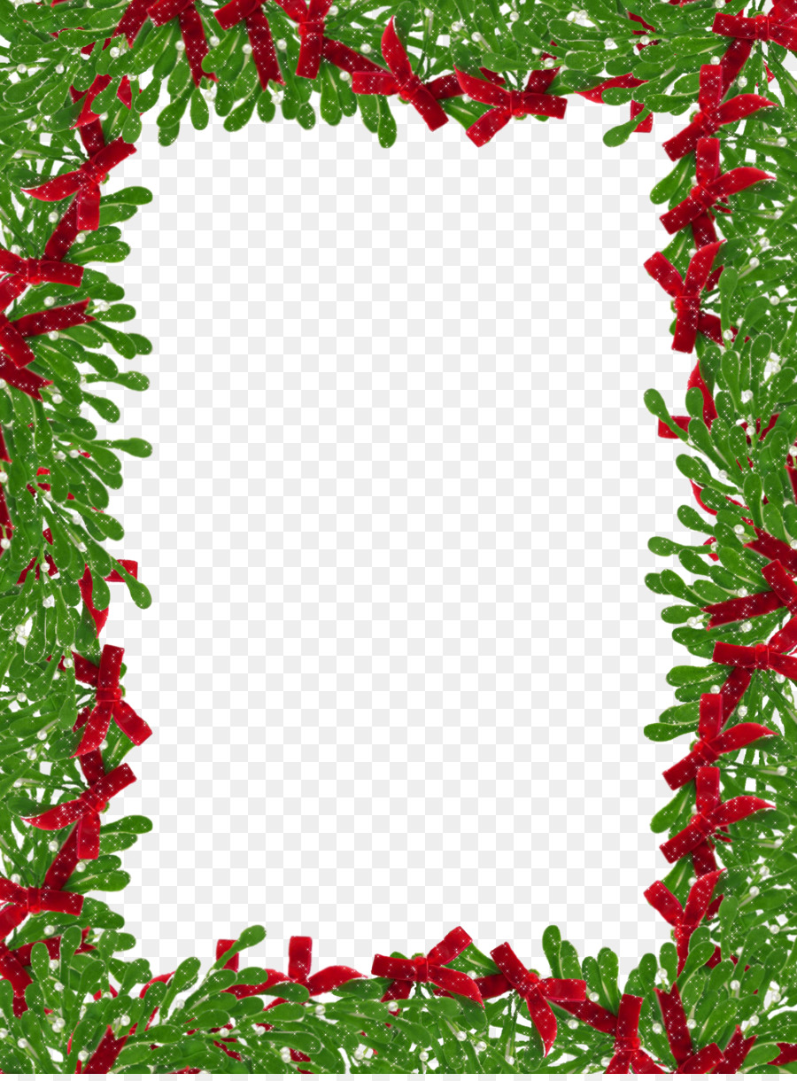 Christmas ornament Picture Frames Clip art - Christmas Frame ...