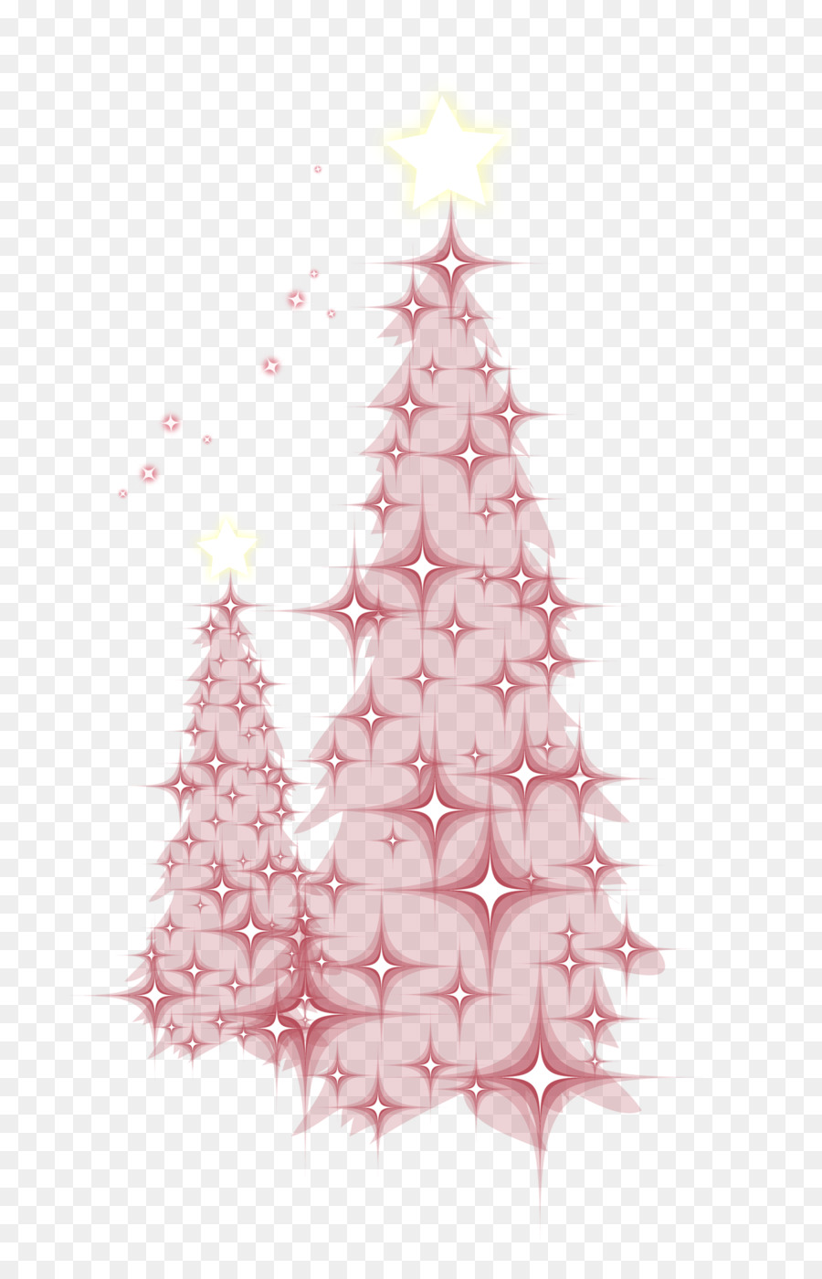 Christmas Tree Pink Png Download 4957 7611 Free Transparent