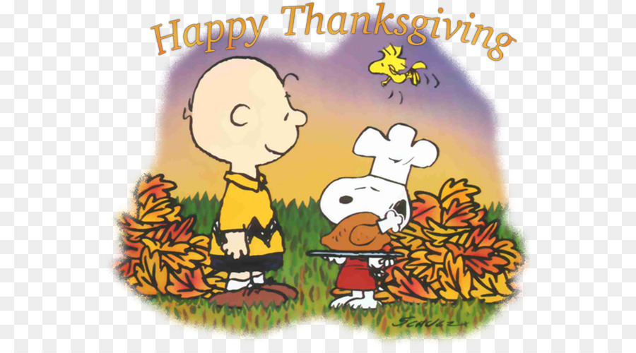 Thanksgiving snoopy. Day food background png
