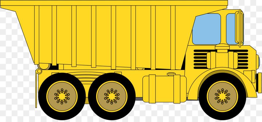 Pickup Truck Dump Clip Art