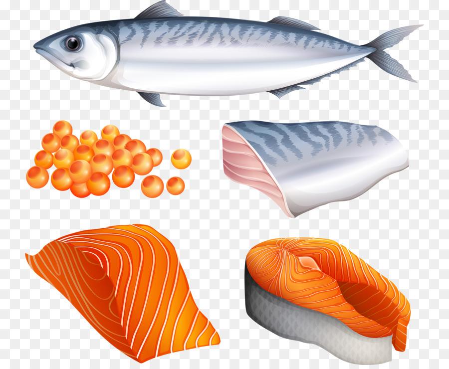 Salmón Libre De Regalías Peces Clip Art El Pescado Y La Carne Png
