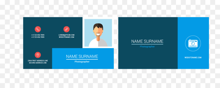 Paper Business Cards Visiting Card