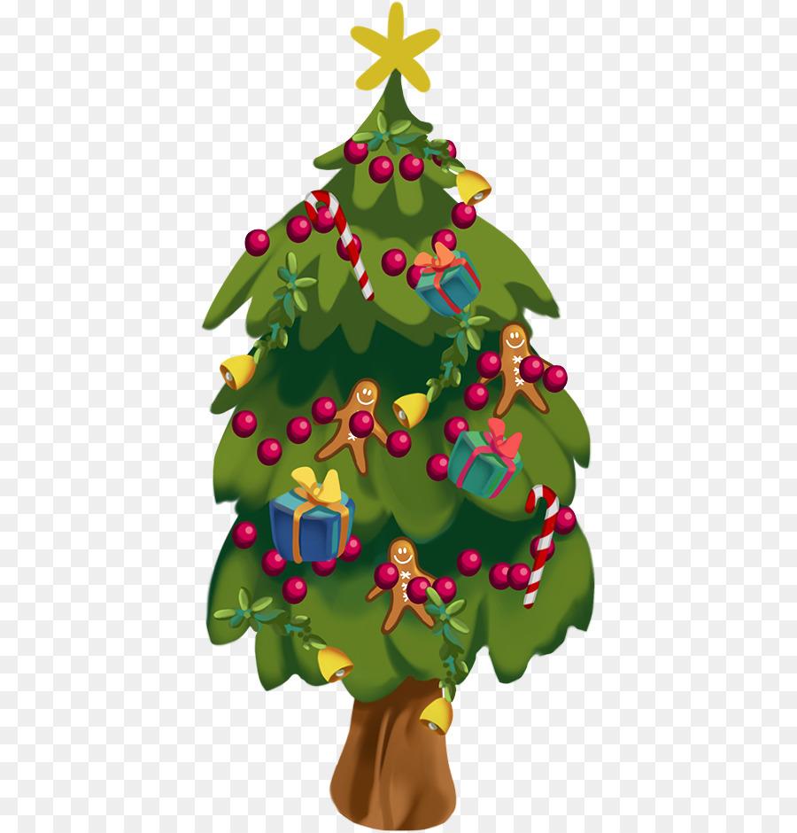 Arbol De Navidad Adornos De Navidad Color Arbol De Navidad Png