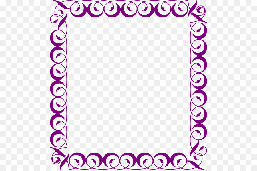 Decorative Borders Borders And Frames Free Content Clip