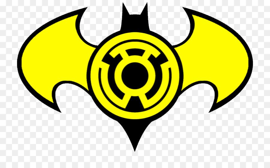 Green Lantern Corps Batman Sinestro Logo Batman Logo Images Png