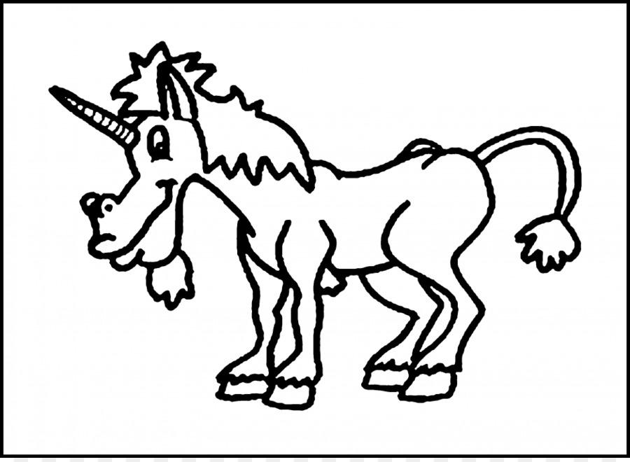 Libro para colorear Unicornio Niño criatura Legendaria Adulto - la ...