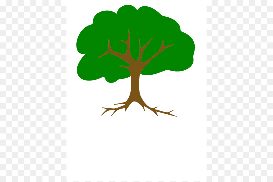 Family Tree Root Branch Clip Art