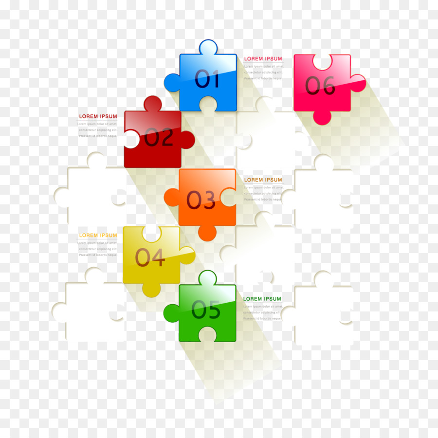Jigsaw Puzzles Graphic Design Infographic Vector Puzzle Ppt - Jigsaw graphic for powerpoint