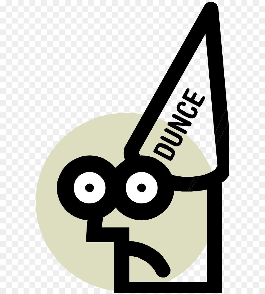 Dunce hat Computer Clip art - Dunce Cap Pictures png download - 655 ...