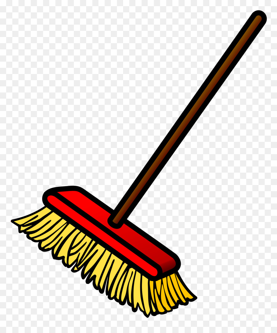 Witchs Broom Mop Clip Art Cinderella Broom Cliparts Png Download