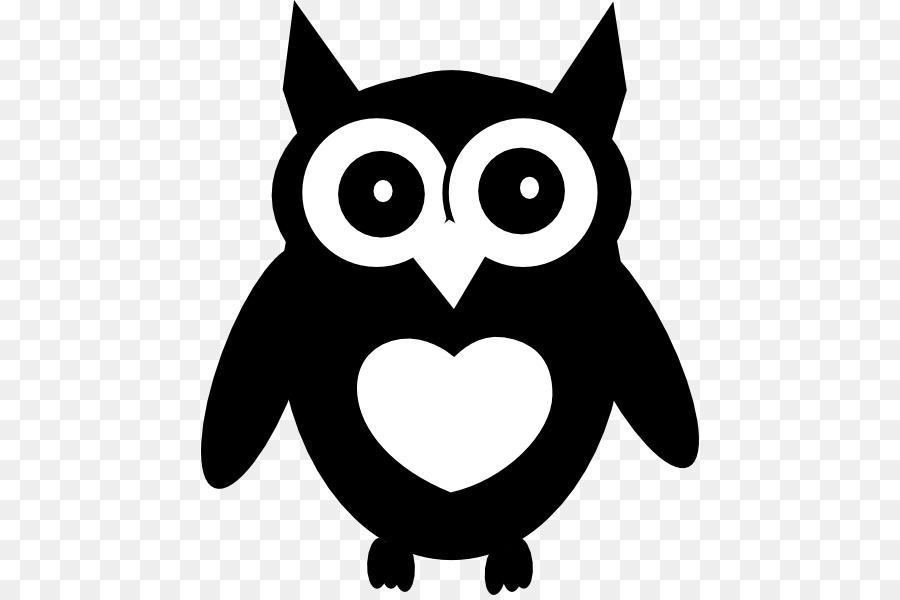 owl cartoon drawing clip art white owl cliparts png download 498 rh kisspng com owl clip art school owl clip art svg