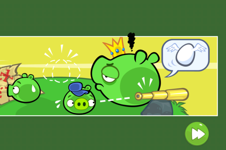Bad Piggies Angry Birds Go Epic Domestic Pig