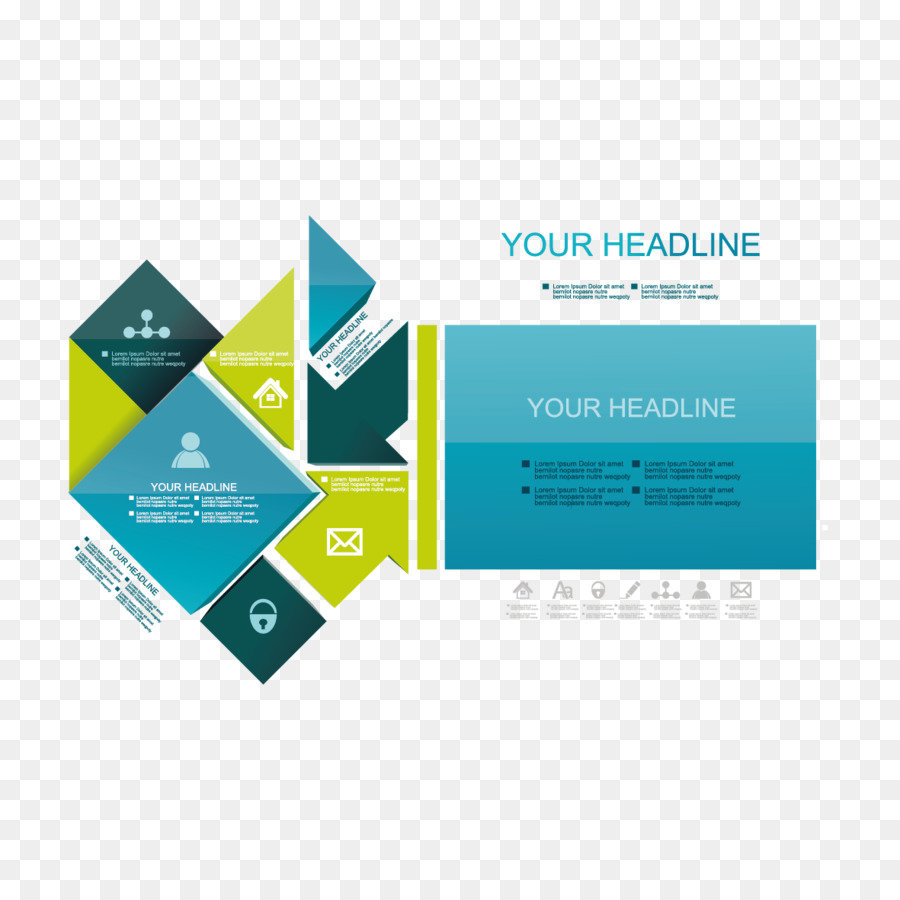 page layout book cover brochure web design vector geometry ppt