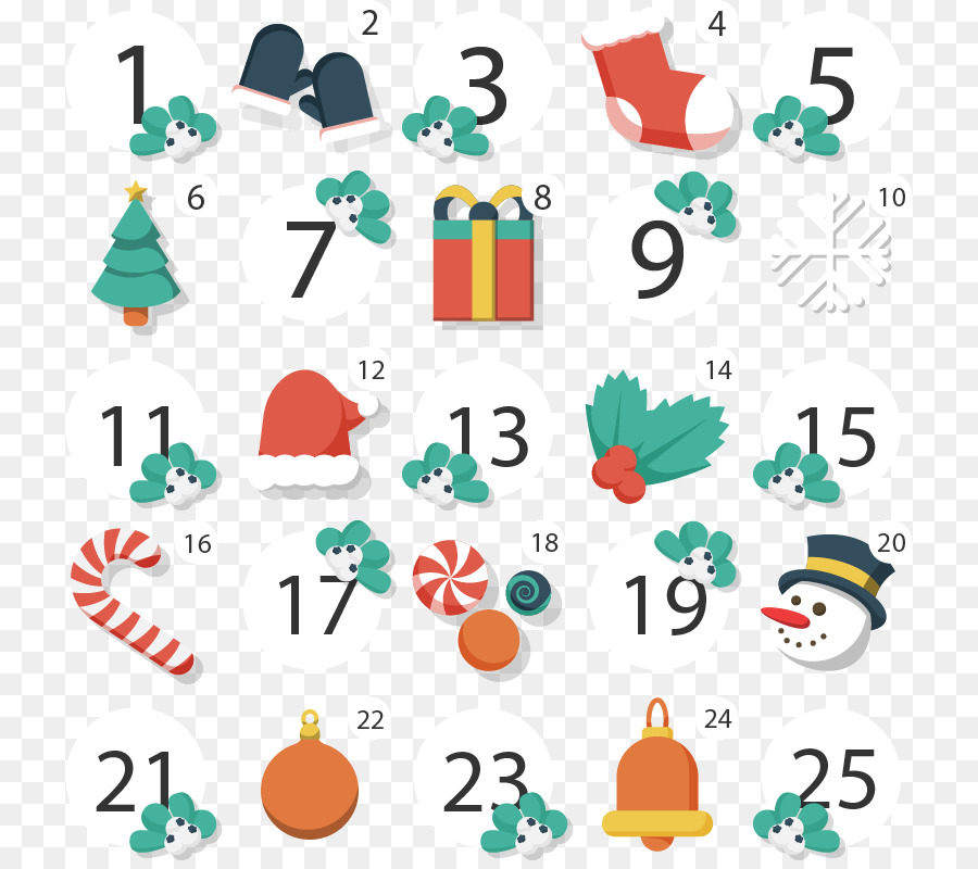 advent calendars christmas december cute christmas countdown calendar