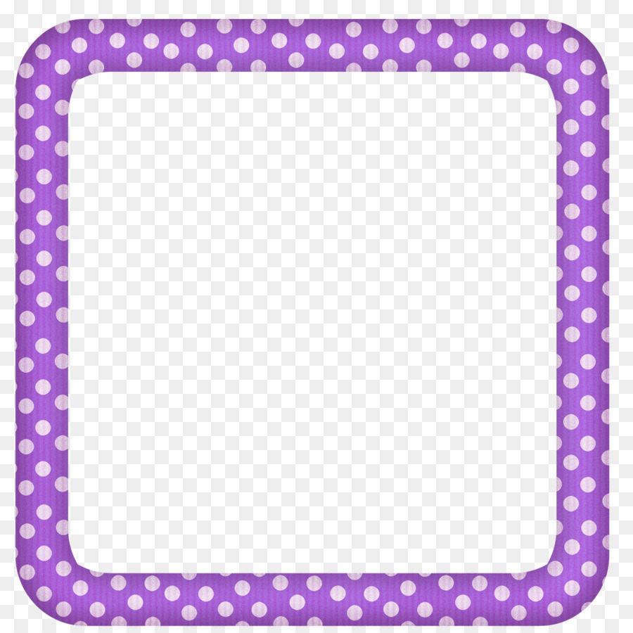 Picture Frames Purple Clip art - Purple Frame Cliparts png download ...