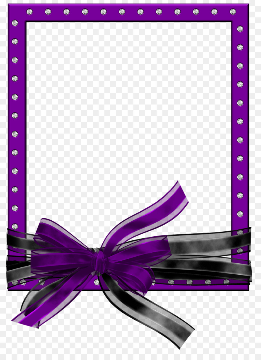 Picture Frames Desktop Wallpaper Red Clip art - Purple Frame ...