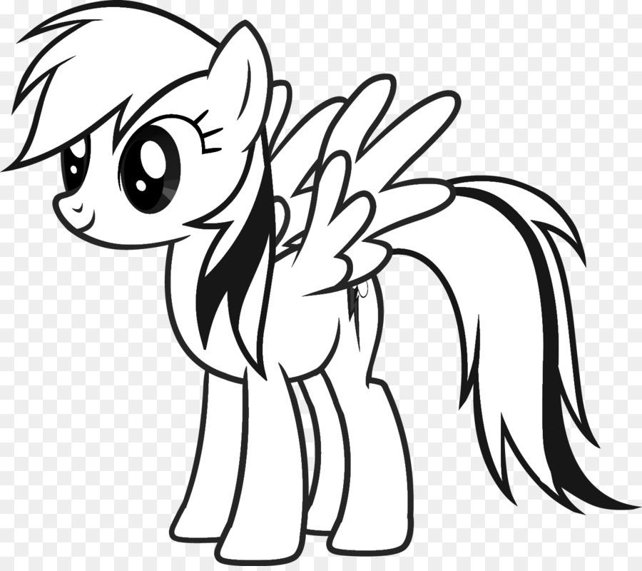 Rainbow Dash Calvados Twilight Sparkle Pony para Colorear libro - De ...