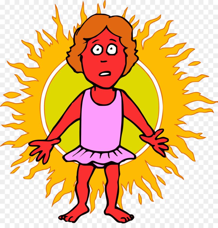 sunscreen sunburn cartoon clip art sunburn cliparts png download rh kisspng com sunburn cartoon character sunburn cartoon images