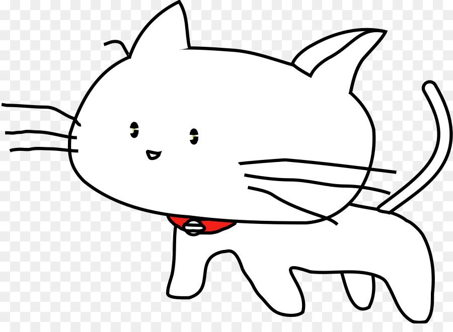 cat cartoon drawing clip art kitty cat clipart png download 900 rh kisspng com kitten cat clip art